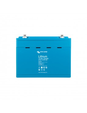 LiFePO4 Battery 12,8V/200Ah...