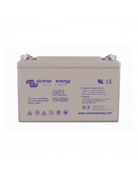 12V/220Ah Gel Deep Cycle Batt.
