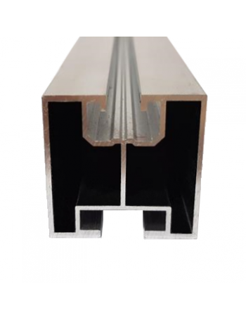 40x40 mm 2 200 T mounting profile