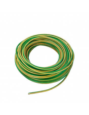16 mm2 LgY yellow-green protective cable - 100 m disc